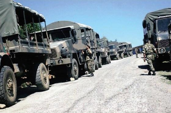 L'armée intensifie ses opérations dans cette région