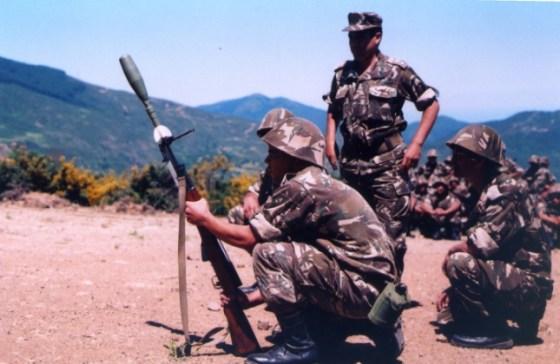 L'armée intensifie ses opérations à Jijel