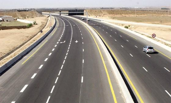 L'autoroute payante à partir de 2016