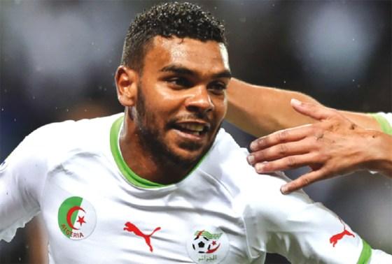 Lesotho 1- Algérie 3 : Hilal Soudani fait la difference