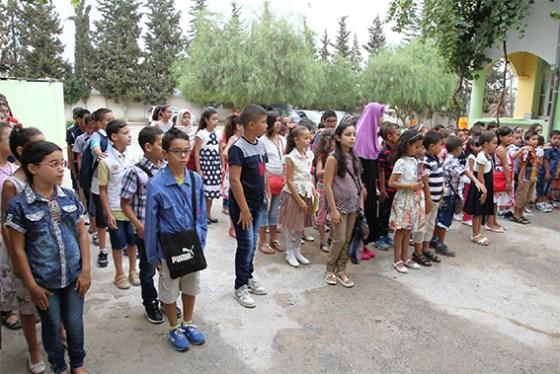 Le wali a choisi le lycée Abane-Ramdane pour y donner le coup d'envoi