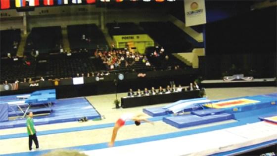 Les gymnastes offrent trois médailles à l'Algérie