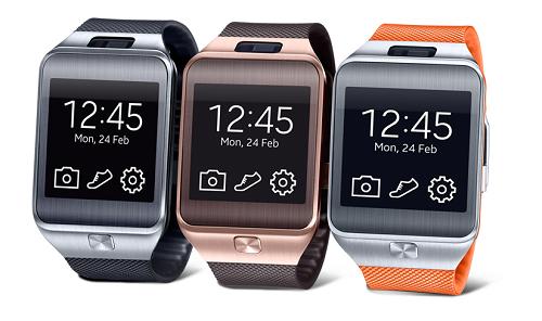 Samsung dévoile sa nouvelle montre connectée Gear S2