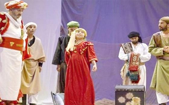 Une première en tamazight