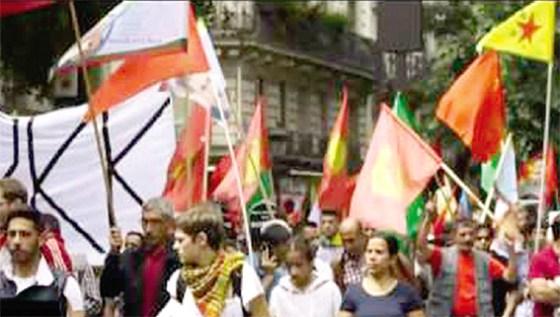 Les pro-Erdogan s'attaquent au parti pro-kurde