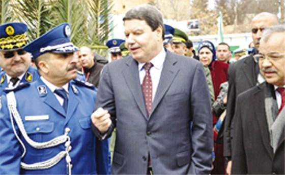 Sortie de la première promotion d'agents d'ordre public