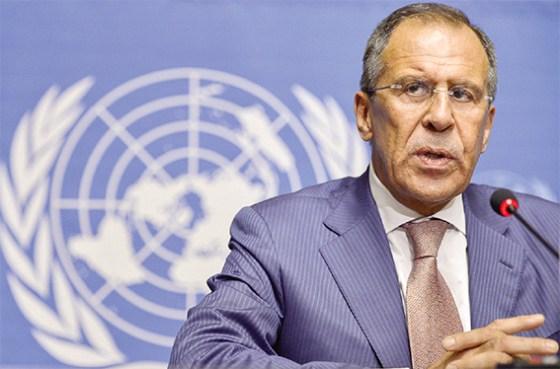 Sergueï Lavrov parle de la «chambre des secrets» de l'Onu