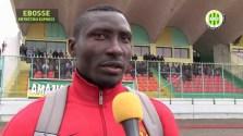 Le camerounais de la JSK Ebossé tué par un jet de pierre