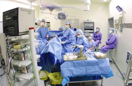 Première prothèse aortique au CHU d'Oran