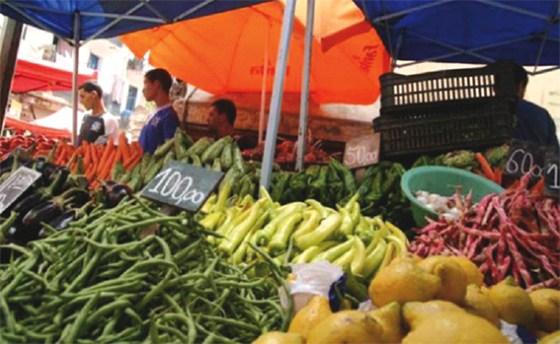 La mercuriale en folie dans les marchés de Constantine