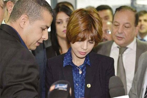 La ministre Feraoun : «De nouveaux bureaux de poste pour alléger la charge»