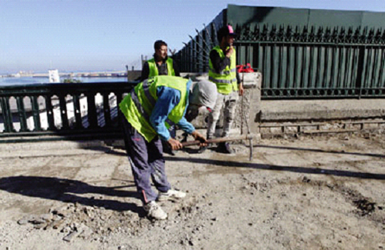Fini la gestion des trottoirs par les APC et daïras