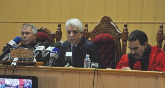 Louh:  Plus de 11 000 dossiers relatifs  à la réconciliation nationale traités