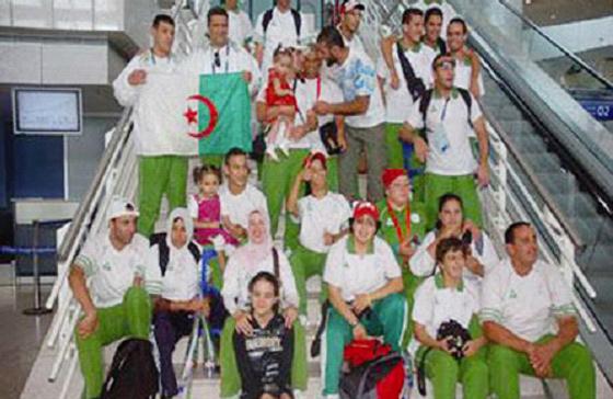 Six sélections (hommes) et quatre (dames) au rendez-vous d'Alger