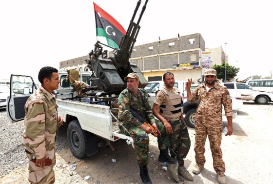 Lamamra prêt à aider à trouver une solution au conflit militaire