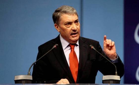 Benflis parle d'une épuration politique pour crimes de non-allégeance