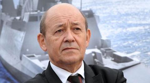 Le ministère français de la Défense rectifie le tir
