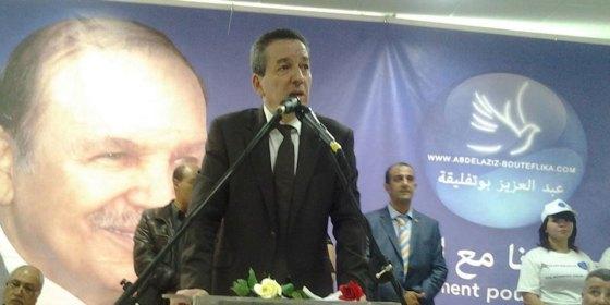 Amara Benyounes «Je n'ai pas de problème avec Said Bouteflika »