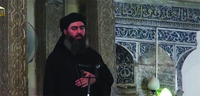 Le convoi Al-Baghdadi visé par une frappe de l'armée irakienne