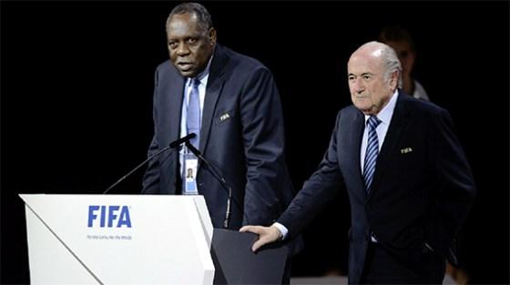Fifa : l'arrivée d'Issa Hayatou repoussée à demain