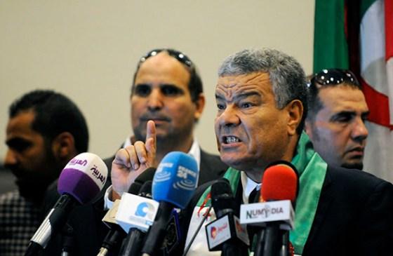 Saâdani face à l'indiscipline de ses élus