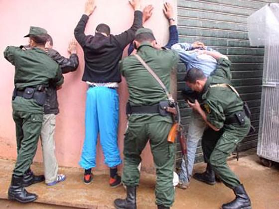 30 000 personnes arrêtées en neuf mois
