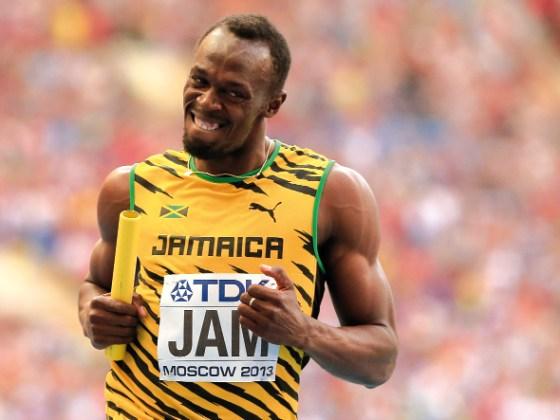 Zurich : Usain Bolt met fin à sa saison 2014