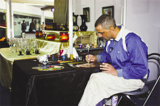 Les merveilles du génie créatif de nos artistes et artisans