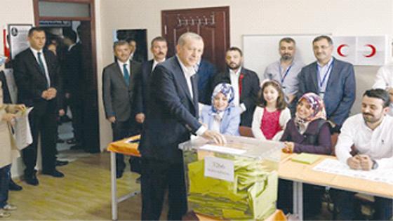 Aucune certitude pour l'AKP d'Erdogan