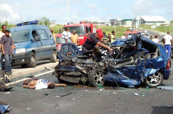 Violence routière : 15 morts en une seule journée