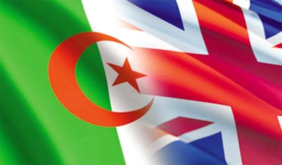 Conflits régionaux et terrorisme: Concertations algéro-britanniques