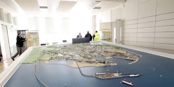 Un hub portuaire pour l'Afrique