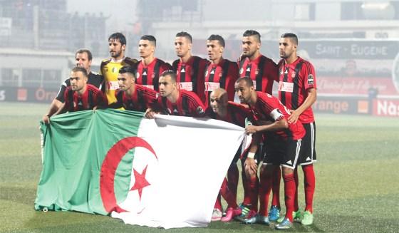 TP Mazembé – USM Alger : Soustara veut forcer le destin
