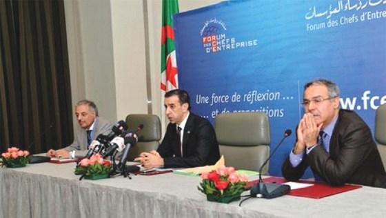 Le FCE lance le label «Origine Algérie Garantie»