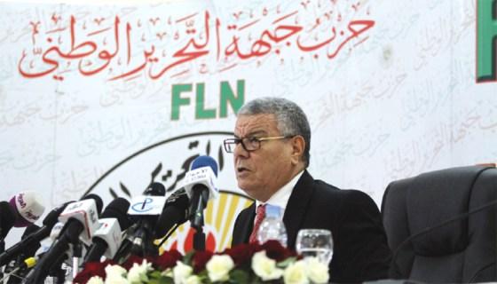 Saâdani répond : «Nul n'a le droit de demander des comptes au Président»