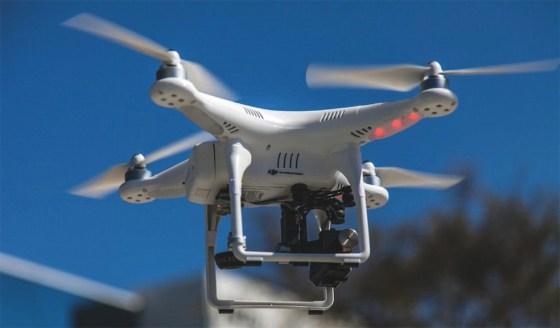 Des drones pour traquer les criminels