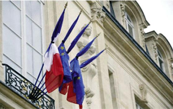 Recueillement et journée  de deuil en France