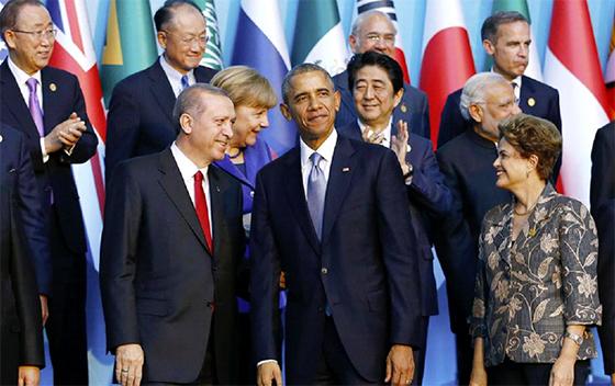 Le terrorisme et le climat dominent  les discussions