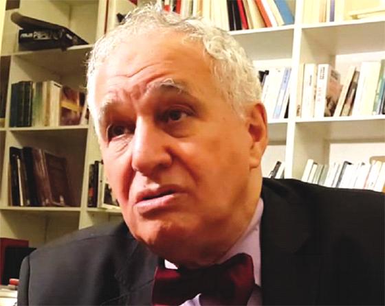 Sidi-Ahmed Ghozali : «L'affaire n'est pas une histoire de règlement de comptes»