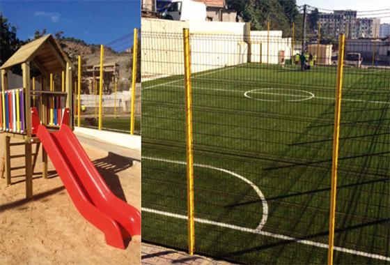 Le stade de Diar El Kef fait le bonheur des riverains