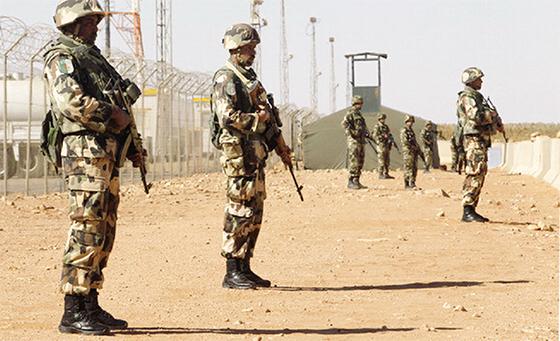 L'Algérie la plus vigilante contre le terrorisme