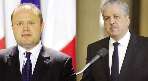 Un nouveau souffle entre Alger et La Valette