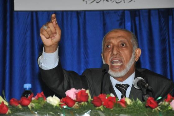 Eviction de Belkhadem : un plébiscite pour Saâdani