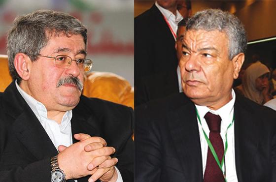 Ouyahia compare Saâdani à un traître