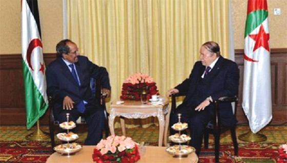 La magistrale gifle de Bouteflika à Saâdani