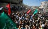 Cessez-le-feu entre Palestiniens et Israéliens: liesse à Gaza