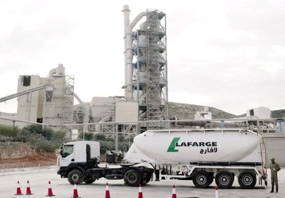 Lafarge Ciment Oggaz l'un des fleurons de l'industrie algérienne
