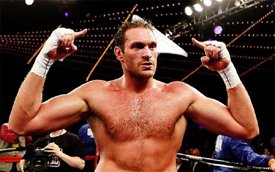 Le «Roi des Gitans» Tyson Fury bouleverse la hiérarchie de  la boxe mondiale