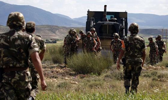 16 quintaux de produits explosifs interceptés à Boumerdès