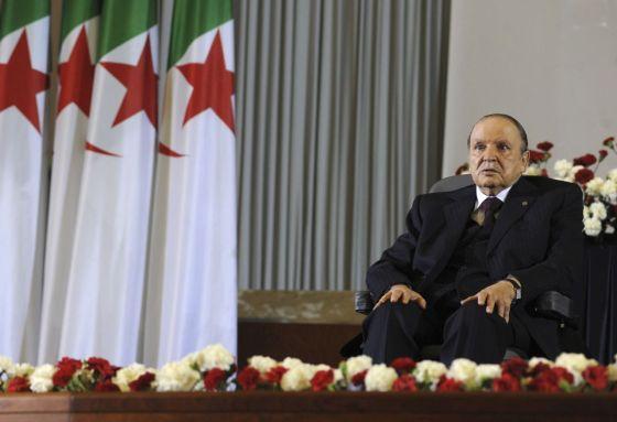Bouteflika en France pour des «contrôles médicaux»